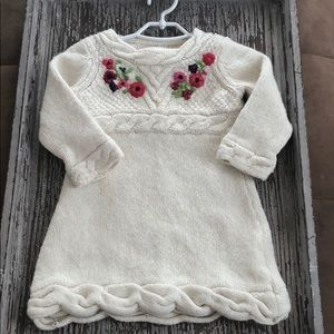 ❄️❄️❄️ Hanna Anderson sweater dress